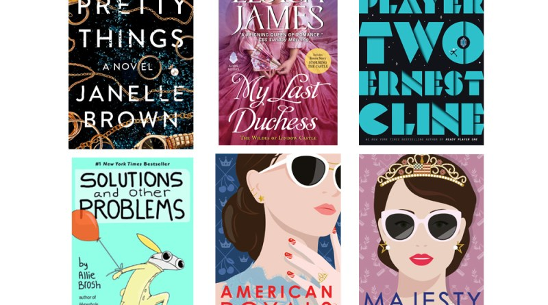 January Reading List – What I Read New This Month