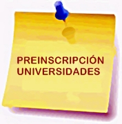 PREINSCIPCION-UNIVERSIDAD