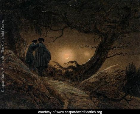 Two-Men-Contemplating-the-Moon-1819-20