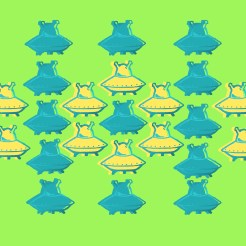 spaceship-blue-foil-with-green-and-yellow