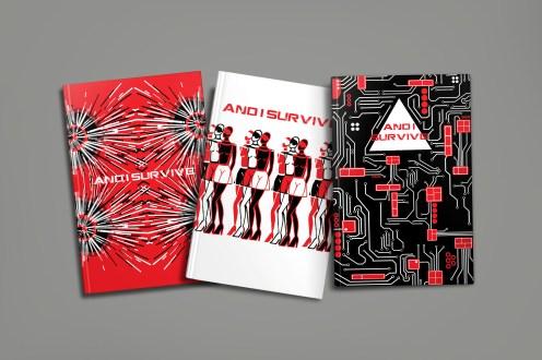 triple book colourway