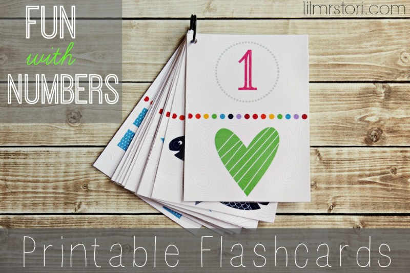 Printable Flashcards | Lil Mrs Tori