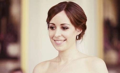 Hampshire Wedding makeup and hair tori harris downton abbey