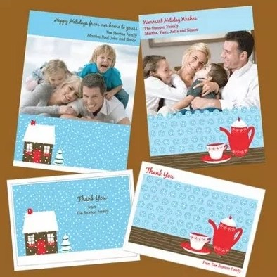 Assorted Photo Christmas Cards 2