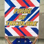 PRIDE OF TRICOROLE
