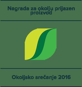 Nagrada za okolju prijazen proizvod - Okoljsko srečanje 2016