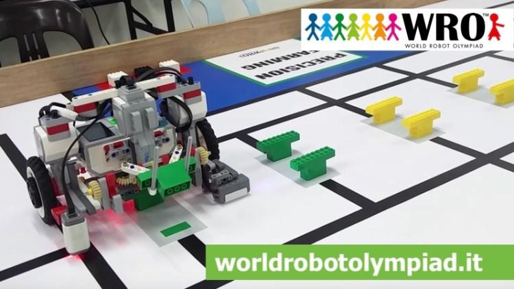WRO: una competizione robotica per tutti