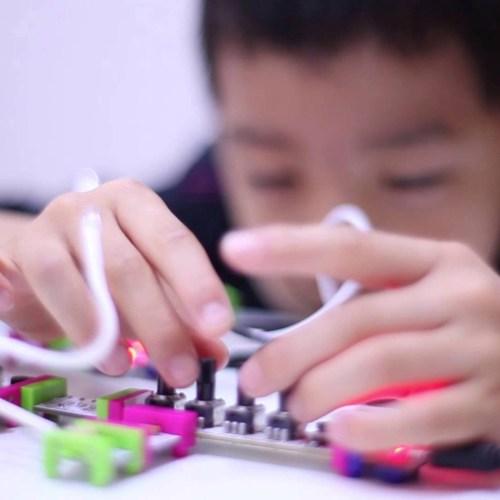 littleBits, costruisci il tuo circuito interattivo