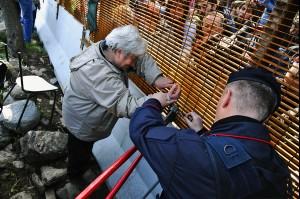 No Tav il giorno degli espropri Proteste e blocchi ma senza scontri