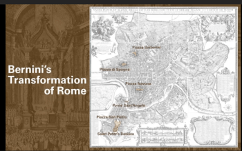 ベルニーニが創り変えたローマ