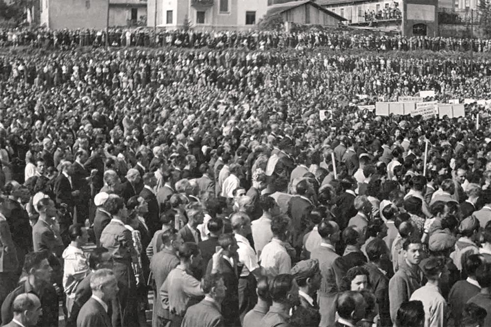 Torino dopo la guerra, il ritorno dei reduci
