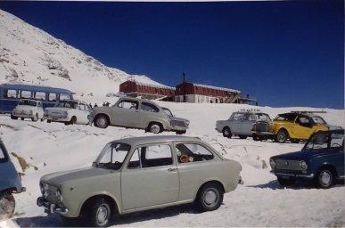Parcheggioe rifugio Ambin