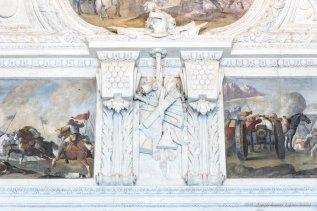 Torino, Interni del Castello del Valentino-5297