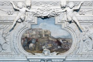 Torino, Interni del Castello del Valentino-5298