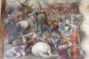 Torino, Interni del Castello del Valentino-5449