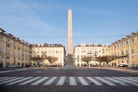 Piazza Savoia, panoramica