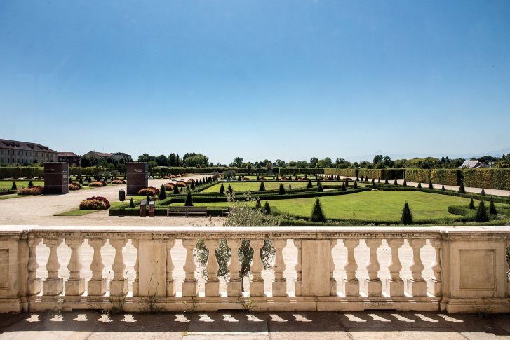 Giardini Reggia di Venaria 9