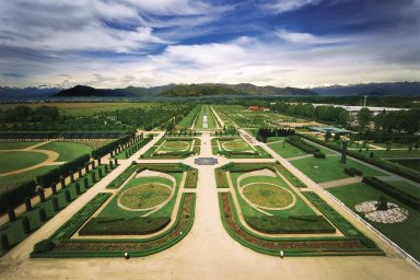 Giardini Reggia di Venaria 2