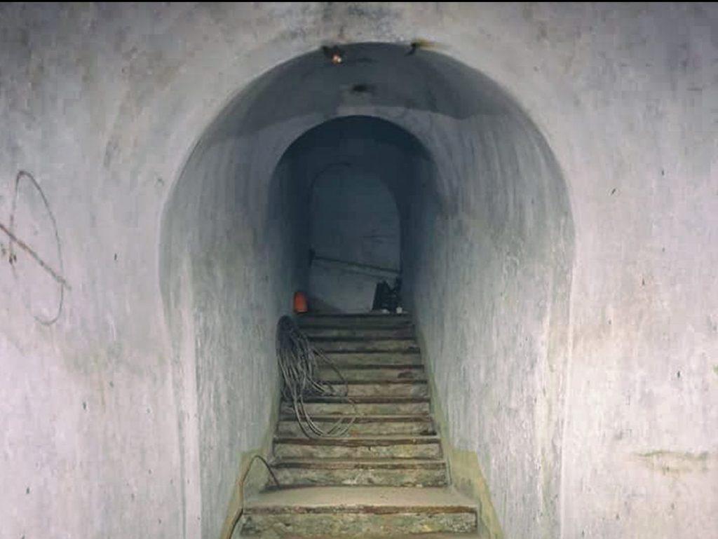 Bunker Villa Rey