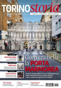 Toriono Storia n. 49, maggio 2020. Copertina