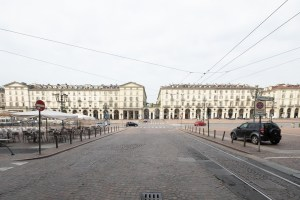 Piazza Vittorio Torino