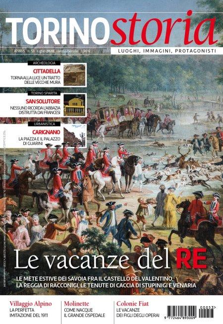 Torino Storia 51, Luglio 2020, copertina