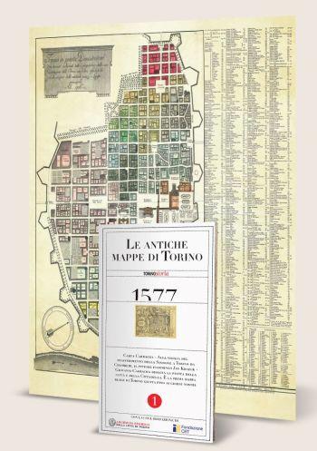 Le Antiche Mappe di Torino