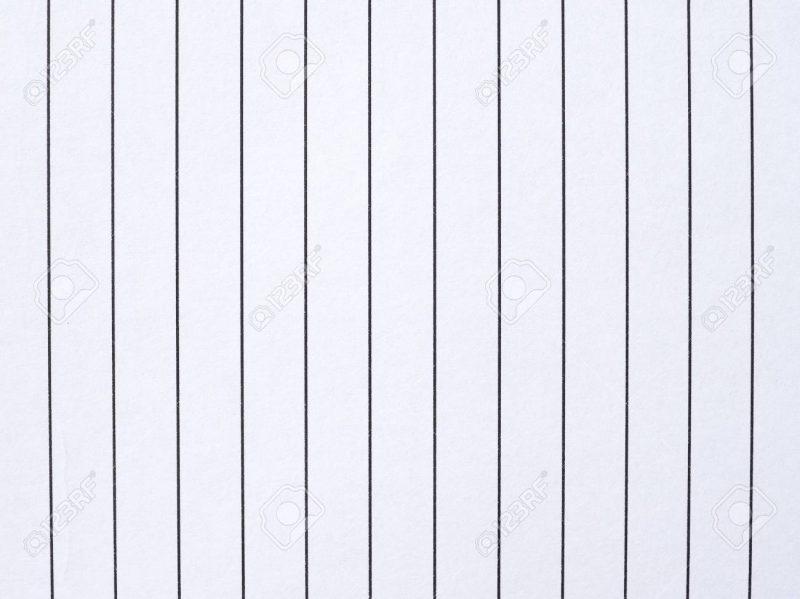 Ukuran Kertas Folio Secara Umum dalam berbagai satuan