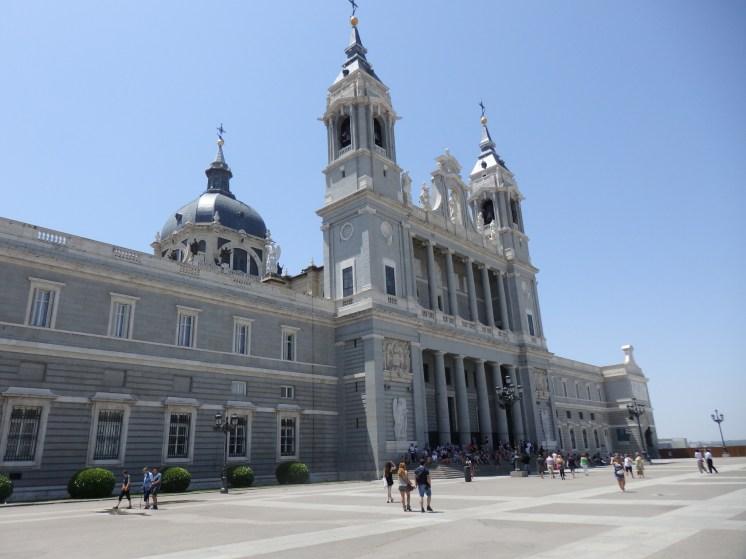 Almundena Cathedral, Madrid