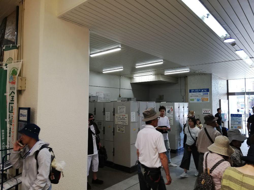 松江駅から荷物配送で手軽に観光しちゃおう|松江駅身がる便