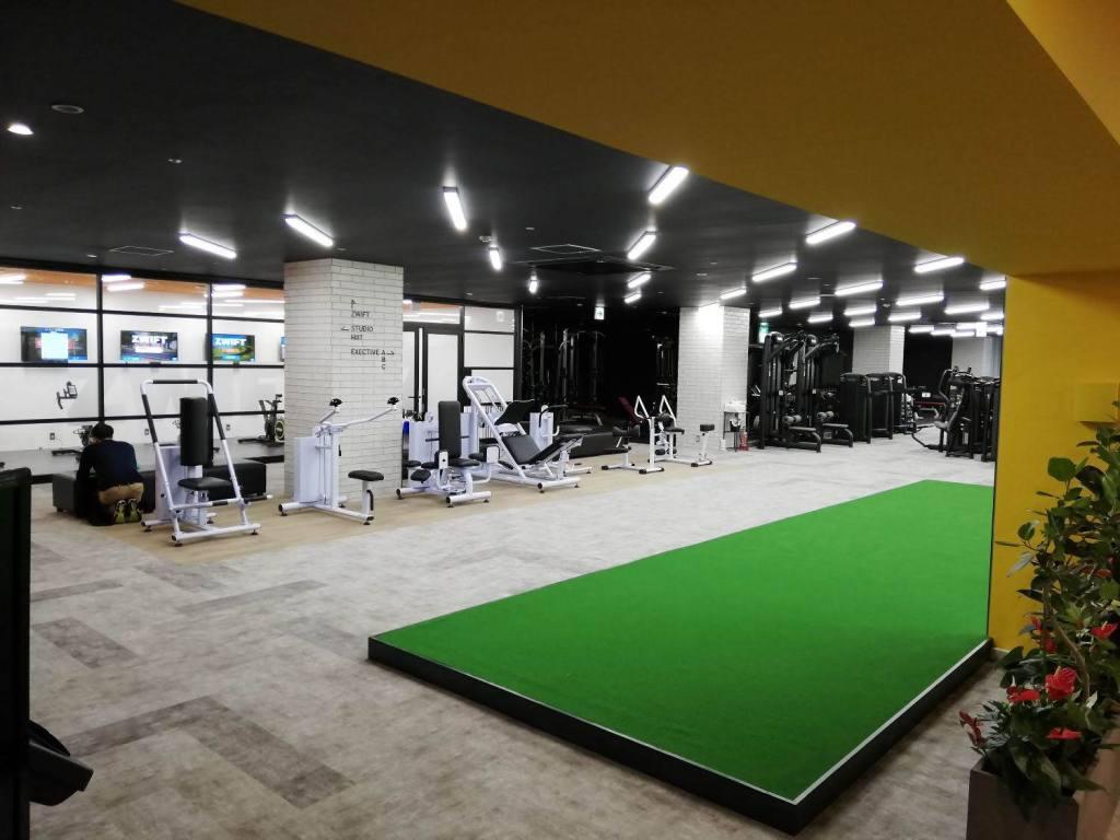 米子にオープンしたスポーツジム、9inzは想像を超えた最先端の運動施設だった!