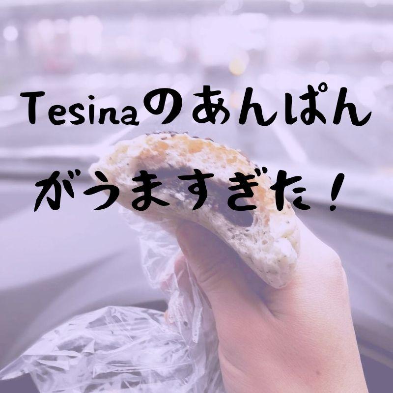 イタリア料理人の作るあんぱん!?tesinaのお持ち帰りのパンをご紹介|松江市西津田