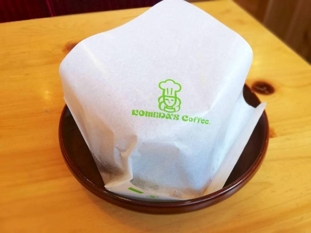 まさに肉だくだくだった! コメダ珈琲の季節限定バーガー・コメ牛の見事なボリューム感!