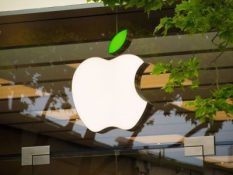 apple slapped with tax bill