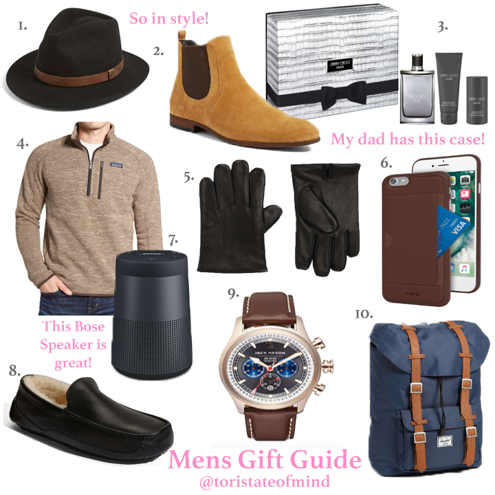 Mens Gift Guide Final
