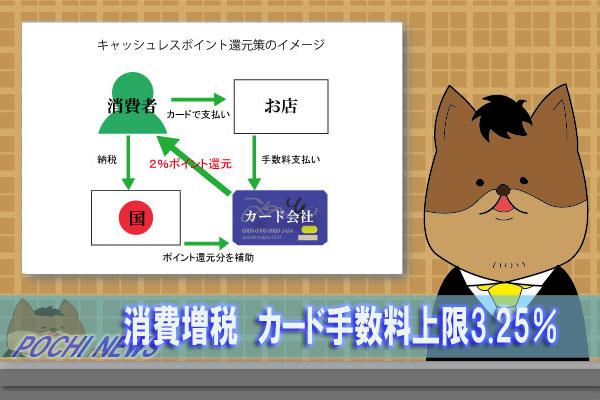 【経済ニュース②】クレジットカードに苦しむ個人店舗