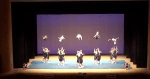 MAXONS(マクソンズ)-東京都立大学応援団男子チアリーディングチーム-