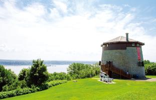 要塞と砲台