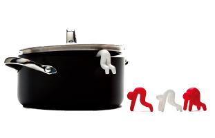 ユニークなデザインの キッチン用具