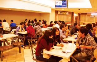 毎週開かれるToronto Japanese Exchangeの語学交換