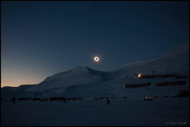 Eclipse Tunc Tezel