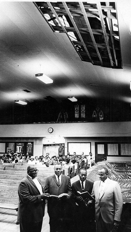 Mount Carmel Missionary Baptist Church