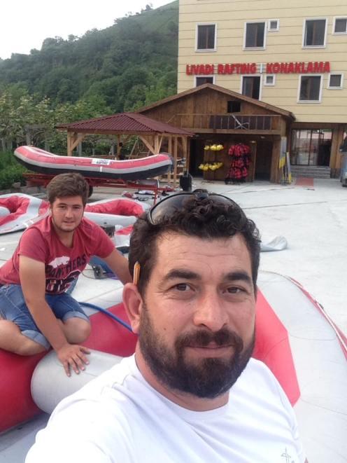 Bekir Ünal Rafting Milli Takım Kaptanı Rafting Eğitmeni Tornado Rafting (15)