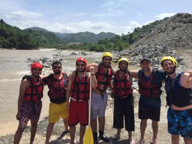 Bekir Ünal Rafting Milli Takım Kaptanı Rafting Eğitmeni Tornado Rafting (19)