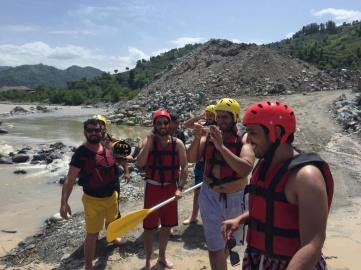 Bekir Ünal Rafting Milli Takım Kaptanı Rafting Eğitmeni Tornado Rafting (20)