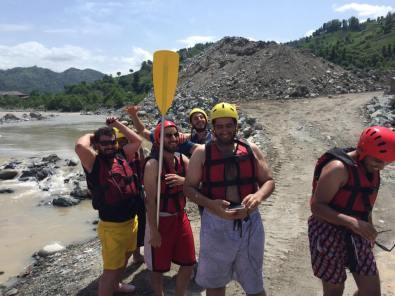 Bekir Ünal Rafting Milli Takım Kaptanı Rafting Eğitmeni Tornado Rafting (21)