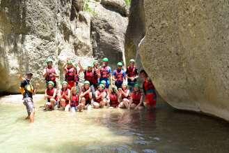canyoning in alanya manavgat köprülü kanyon (21)