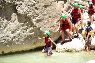 canyoning in alanya manavgat köprülü kanyon (23)