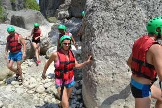canyoning in alanya manavgat köprülü kanyon (25)