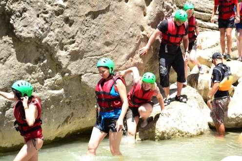canyoning in alanya manavgat köprülü kanyon (31)